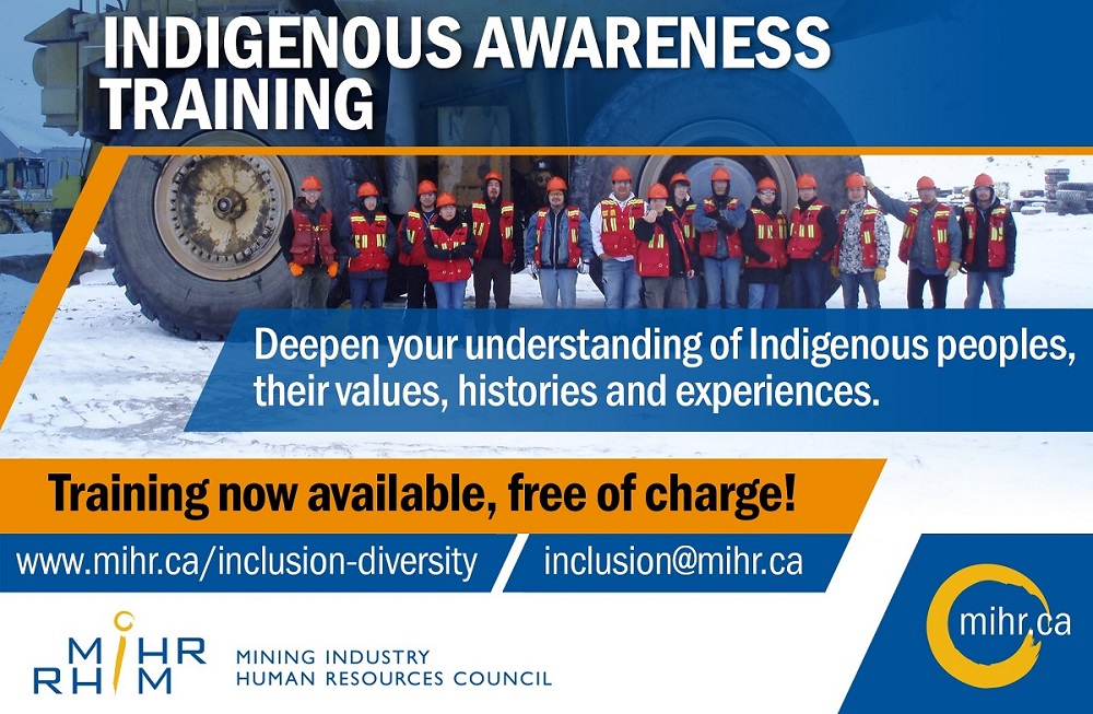 Complimentary Indigenous Awareness Training now available